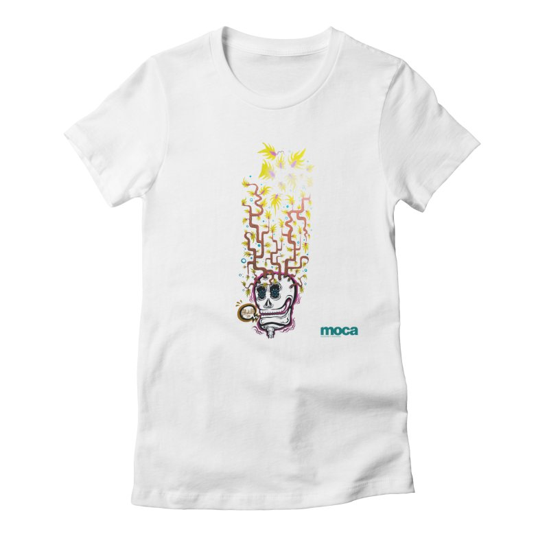 AfroKilla Women's Fitted T-Shirt by MOCA