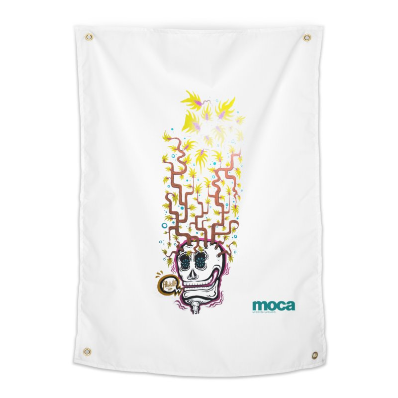 AfroKilla Home Tapestry by MOCA