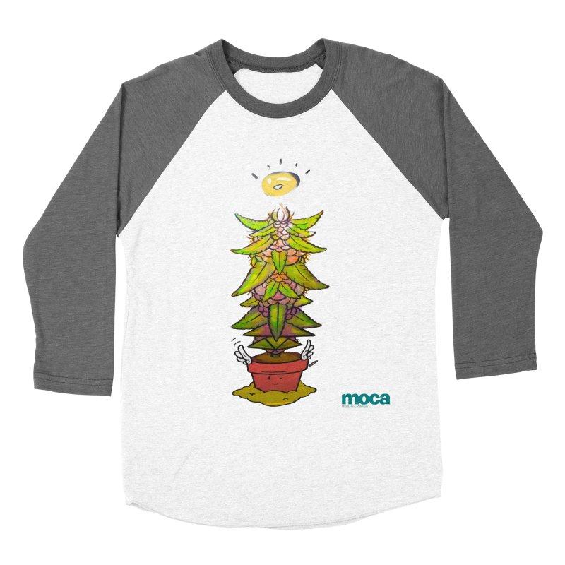 Ali 6 Women's Baseball Triblend Longsleeve T-Shirt by MOCA