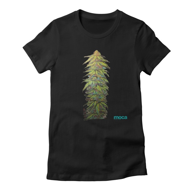 Bunny XLV Women's Fitted T-Shirt by MOCA