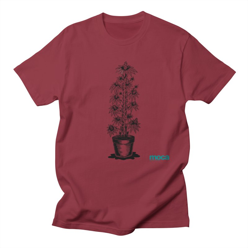 Erik Lundquist Women's Regular Unisex T-Shirt by MOCA