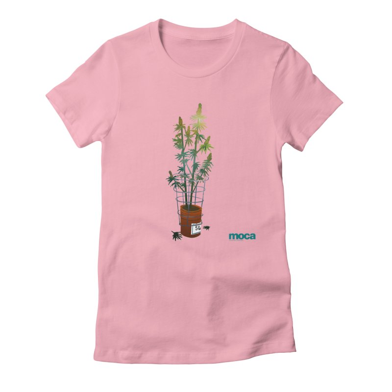 Ethan Stuart Women's Fitted T-Shirt by MOCA