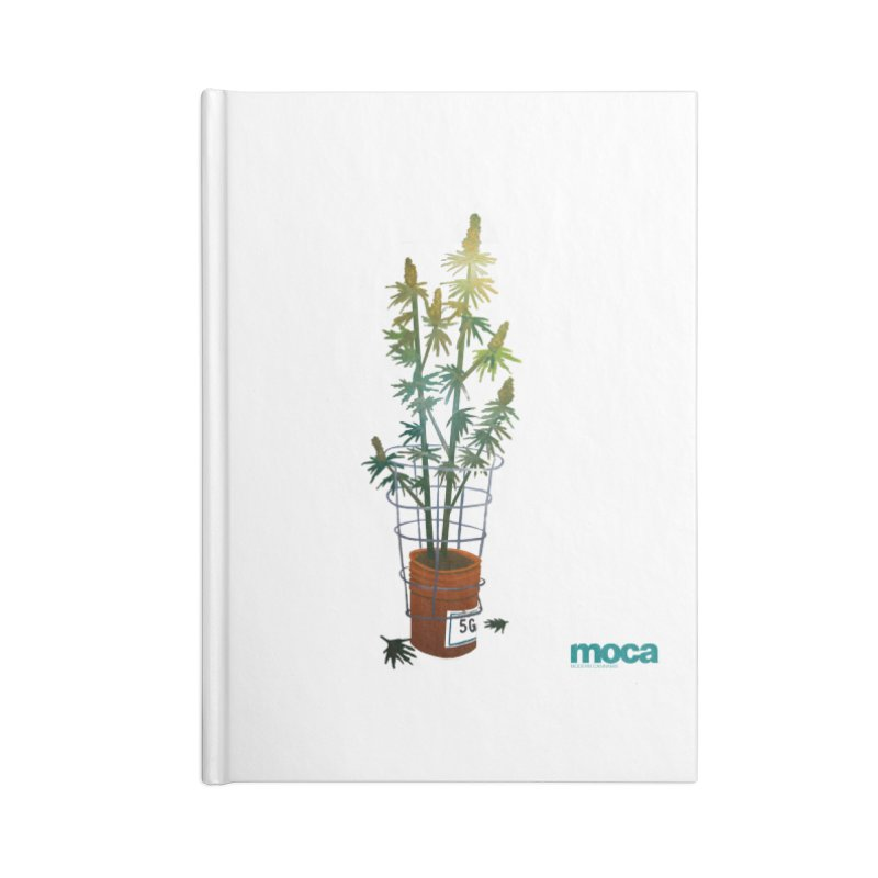 Ethan Stuart Accessories Notebook by MOCA