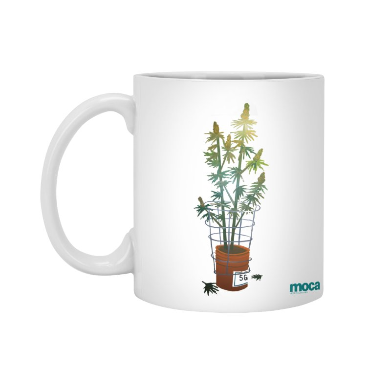 Ethan Stuart Accessories Standard Mug by MOCA