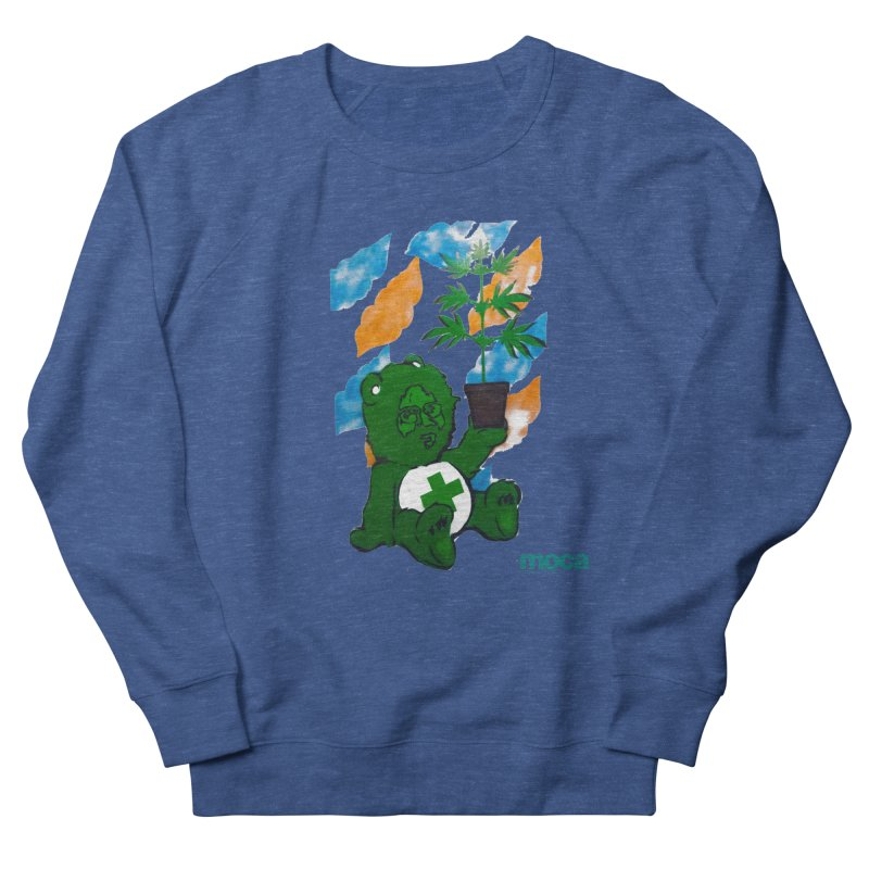Glass Cuisine Men's Sweatshirt by MOCA