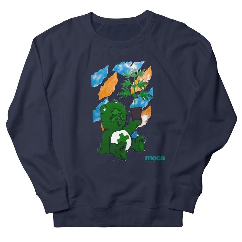 Glass Cuisine Men's Sweatshirt by MOCA