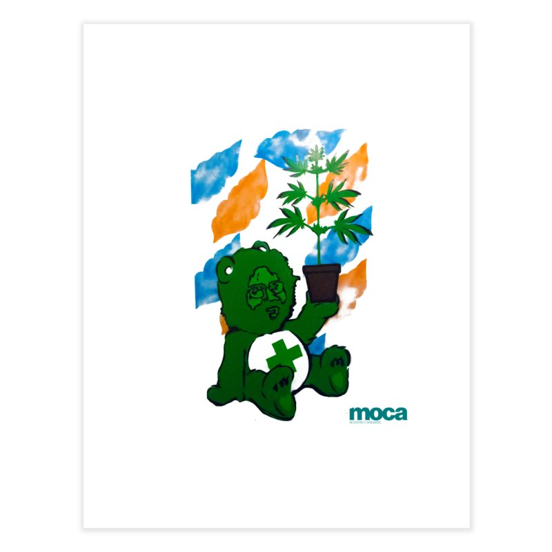 Glass Cuisine Home Fine Art Print by MOCA