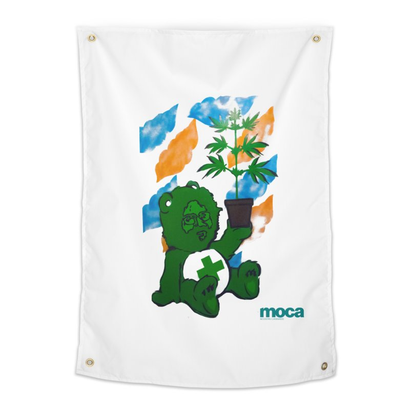 Glass Cuisine Home Tapestry by MOCA