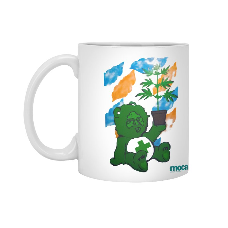 Glass Cuisine Accessories Mug by MOCA