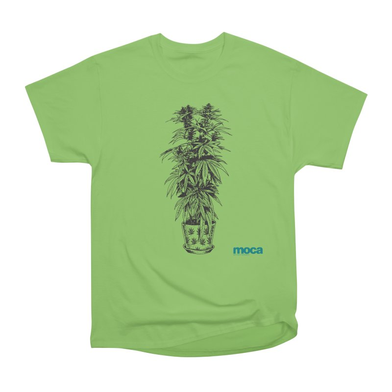 Jourdon Men's Heavyweight T-Shirt by MOCA