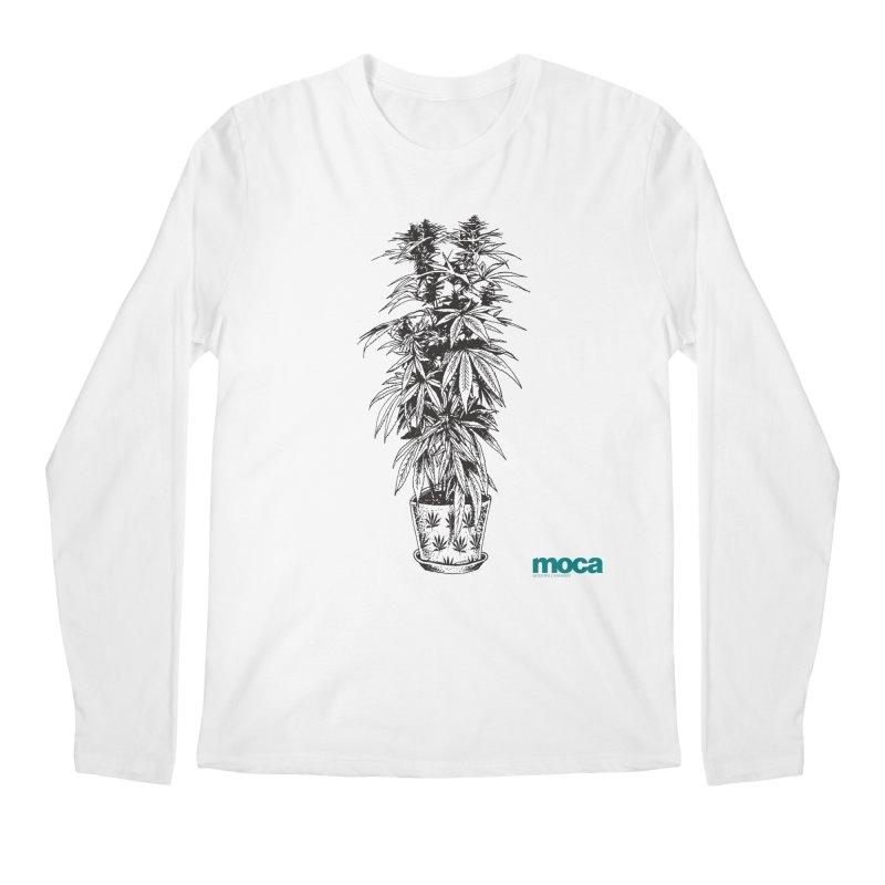 Jourdon Men's Longsleeve T-Shirt by MOCA