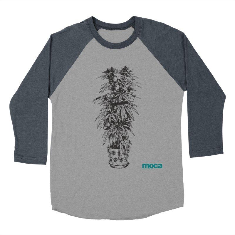 Jourdon Women's Baseball Triblend Longsleeve T-Shirt by MOCA