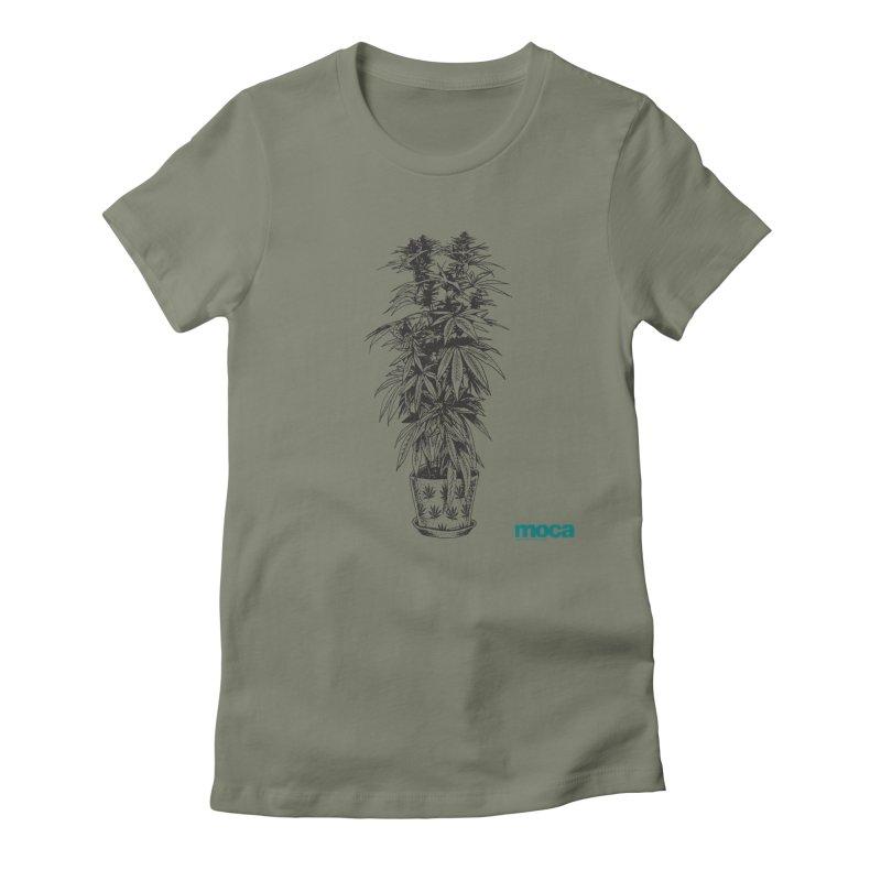 Jourdon Women's T-Shirt by MOCA