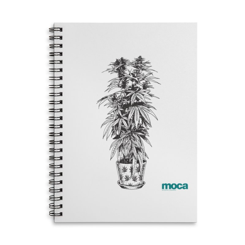 Jourdon Accessories Lined Spiral Notebook by MOCA
