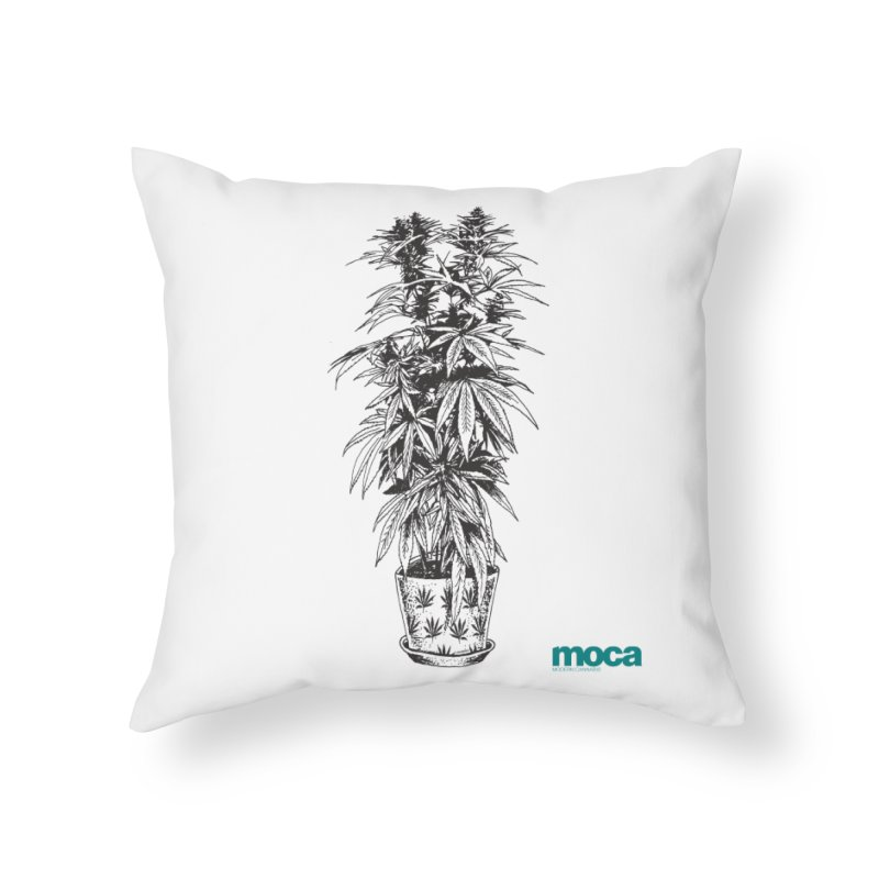 Jourdon Home Throw Pillow by MOCA