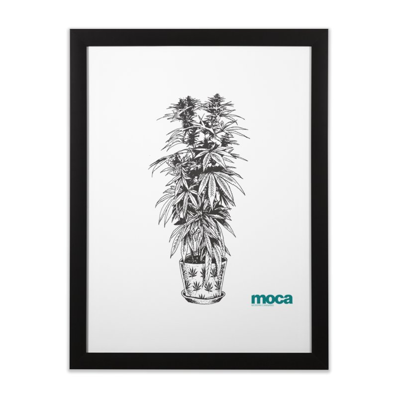 Jourdon Home Framed Fine Art Print by MOCA