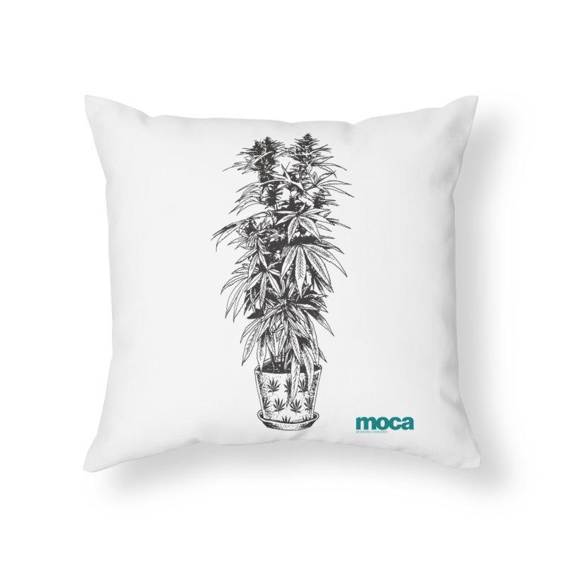 Jourdon Home Throw Pillow by MOCA
