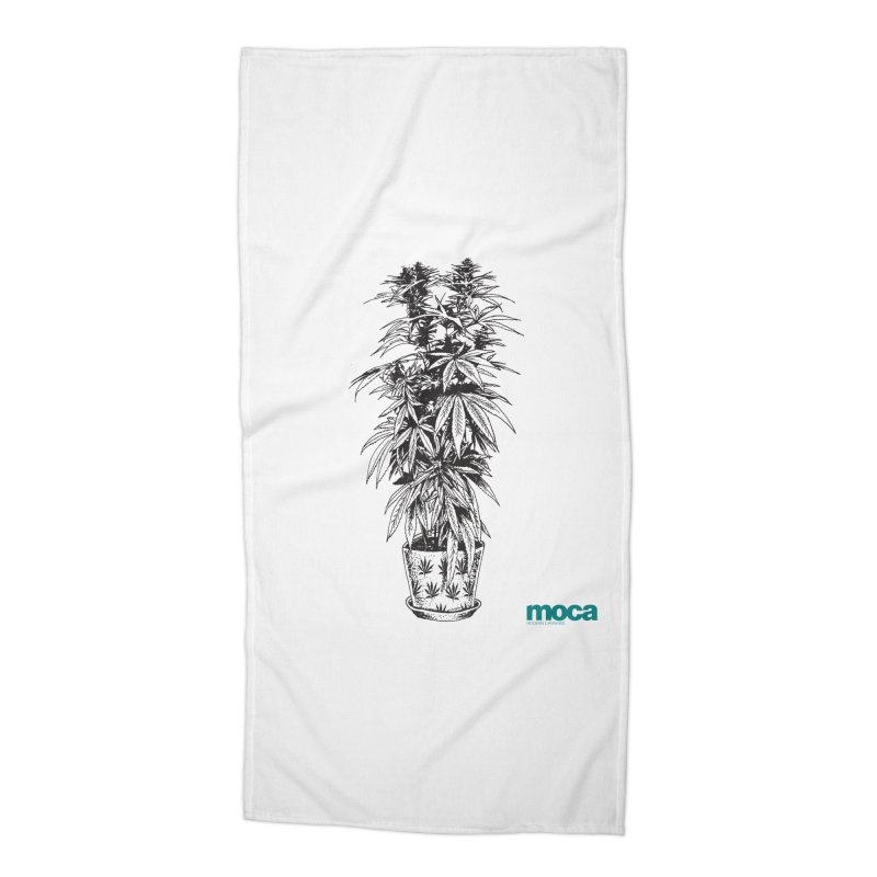 Jourdon Accessories Beach Towel by MOCAshop's Artist Shop