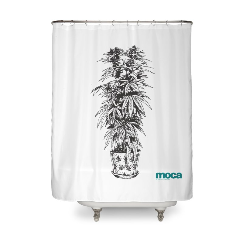 Jourdon Home Shower Curtain by MOCA