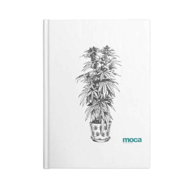 Jourdon Accessories Lined Journal Notebook by MOCA