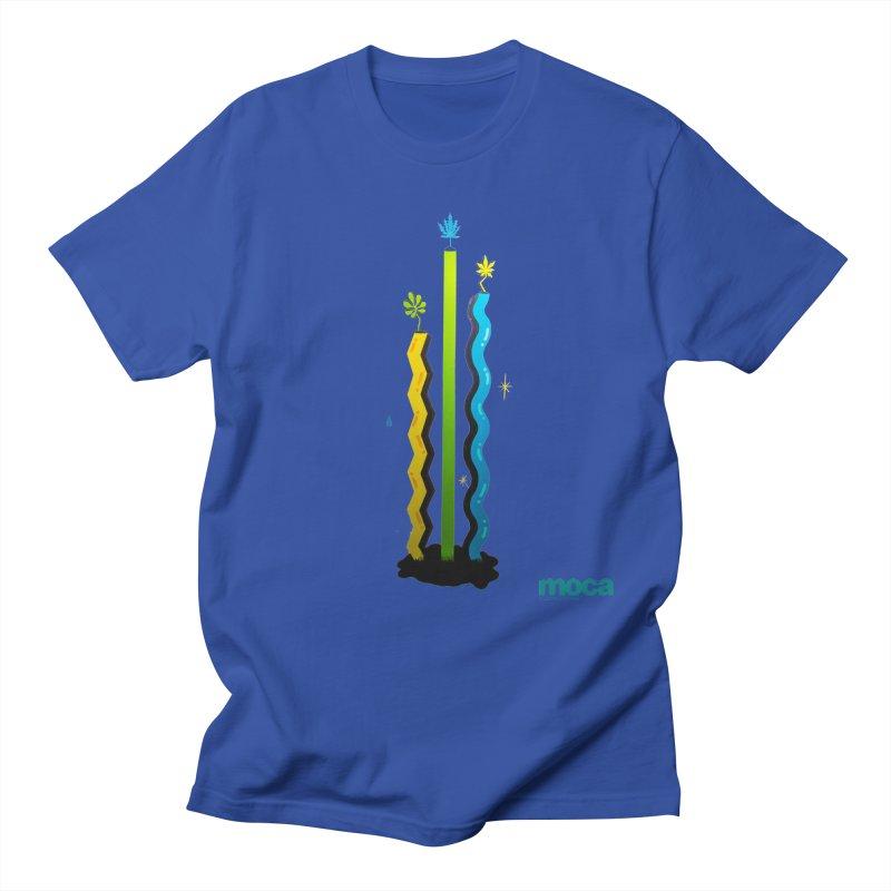 Louie C Men's T-Shirt by MOCA