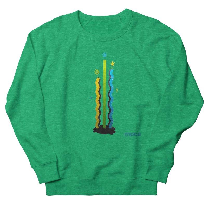 Louie C Women's Sweatshirt by MOCA