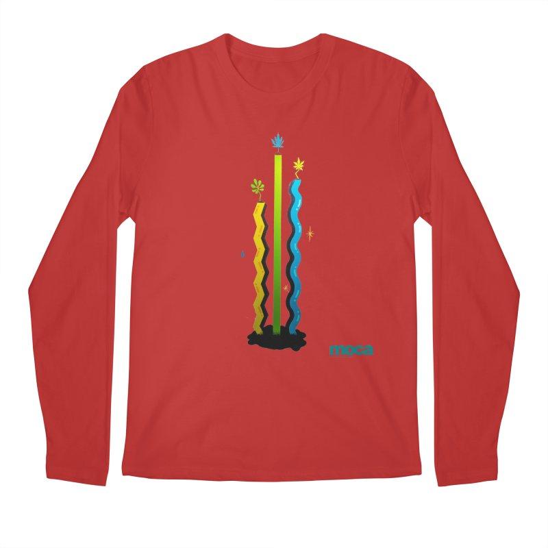 Louie C Men's Regular Longsleeve T-Shirt by MOCAshop's Artist Shop