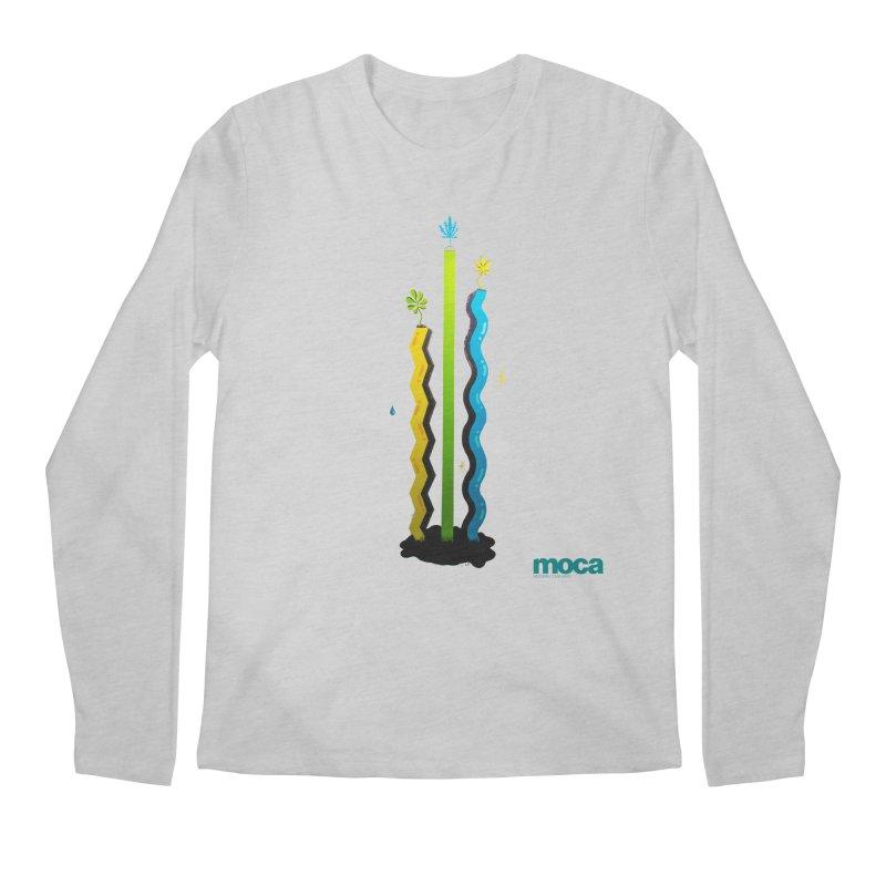 Louie C Men's Regular Longsleeve T-Shirt by MOCA