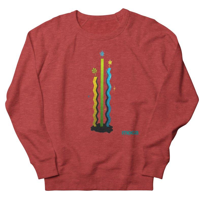 Louie C Women's French Terry Sweatshirt by MOCA