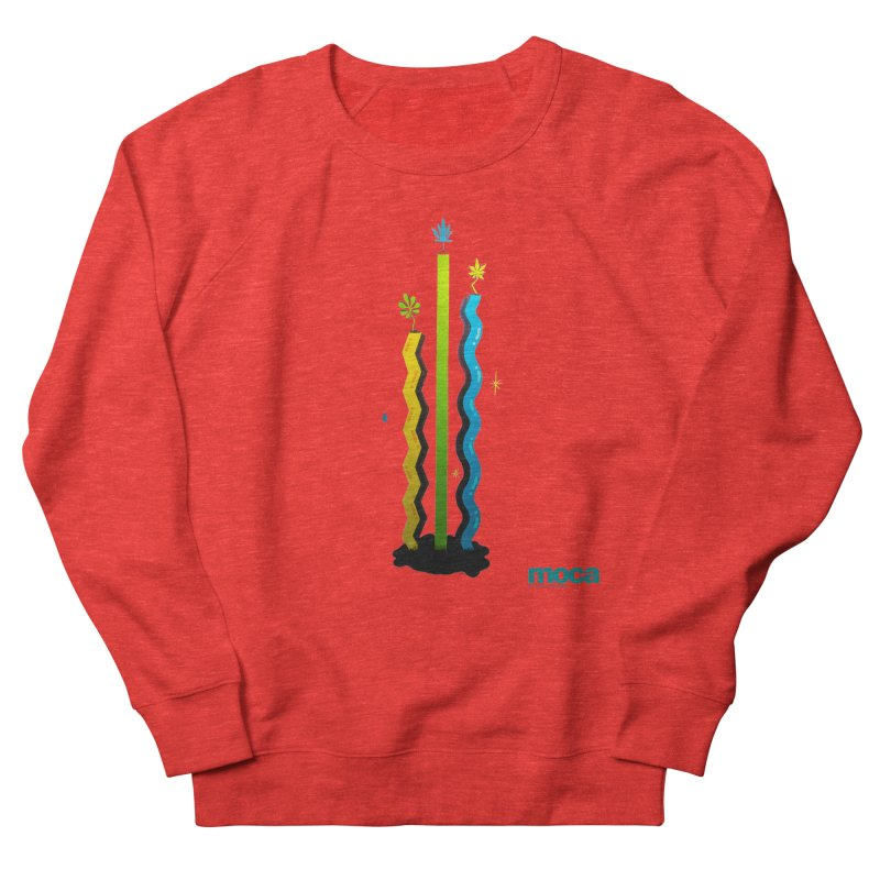 Louie C Men's Sweatshirt by MOCA