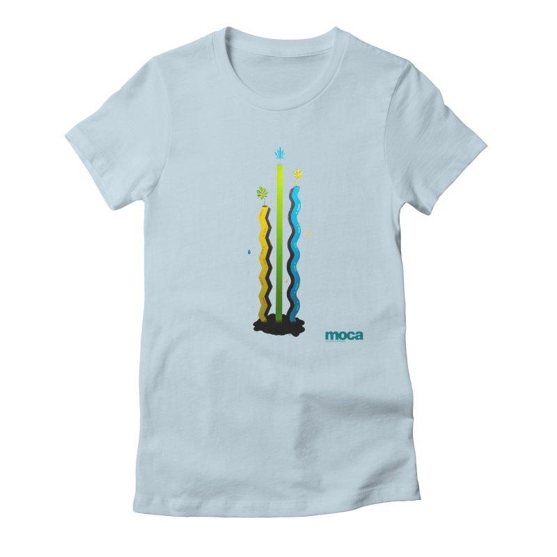 Louie C Women's T-Shirt by MOCA