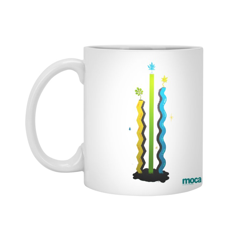 Louie C Accessories Mug by MOCA