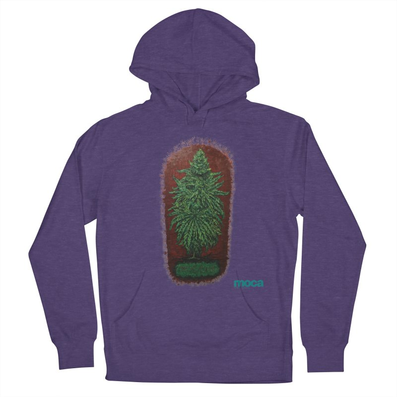 McCullough Women's French Terry Pullover Hoody by MOCAshop's Artist Shop