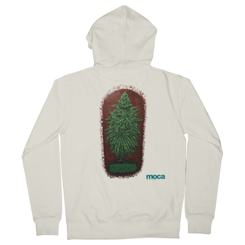 McCullough Women's French Terry Zip-Up Hoody by MOCAshop's Artist Shop
