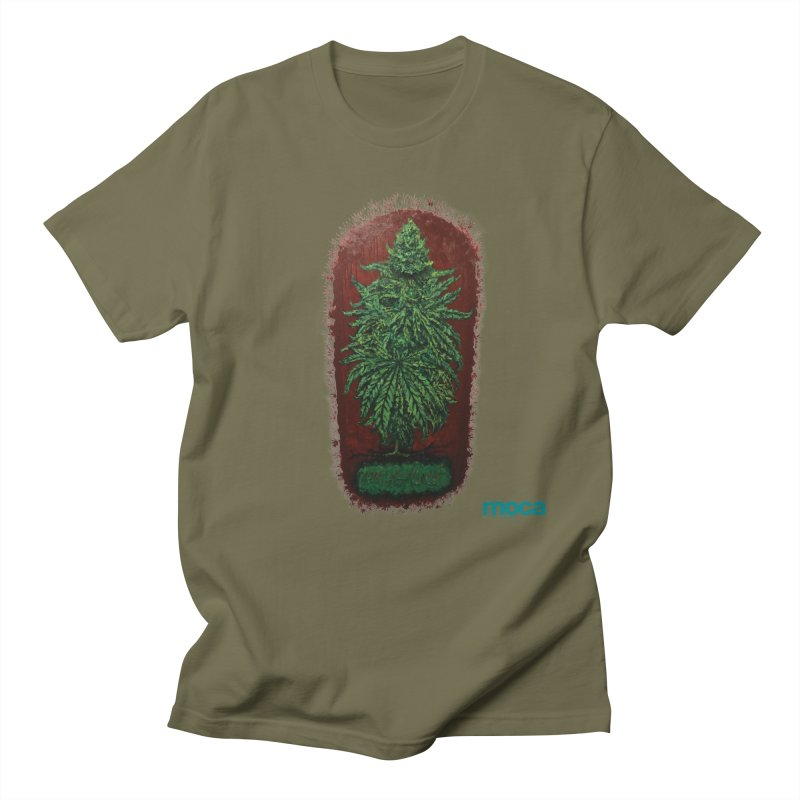 McCullough Men's T-Shirt by MOCAshop's Artist Shop