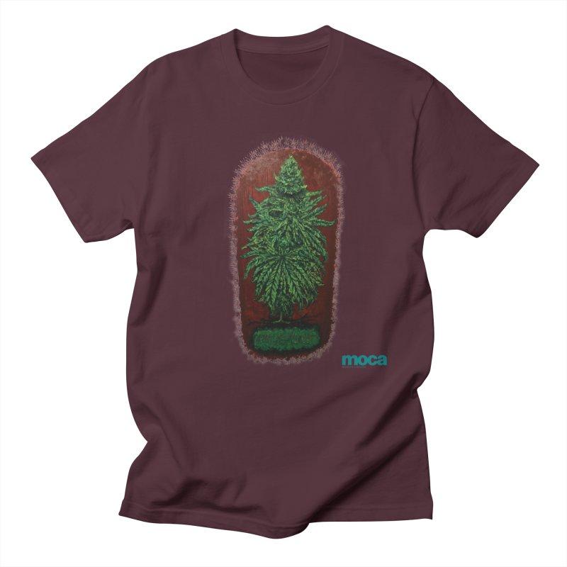 McCullough Men's T-Shirt by MOCAshop's Artist Shop