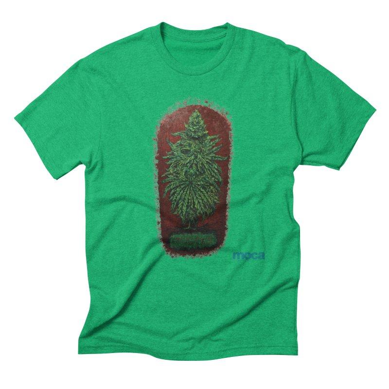 McCullough Men's Triblend T-Shirt by MOCAshop's Artist Shop