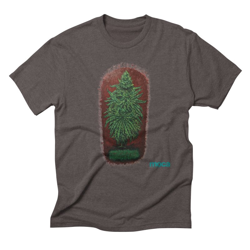 McCullough Men's Triblend T-Shirt by MOCAshop's Artist Shop