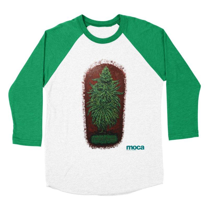 McCullough Women's Baseball Triblend Longsleeve T-Shirt by MOCAshop's Artist Shop