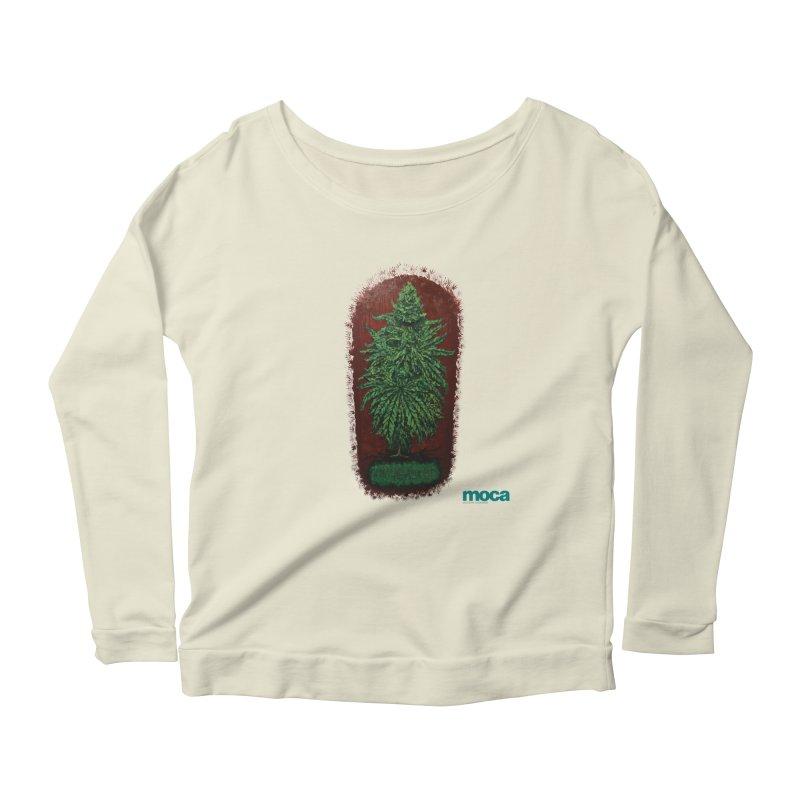 McCullough Women's Scoop Neck Longsleeve T-Shirt by MOCAshop's Artist Shop