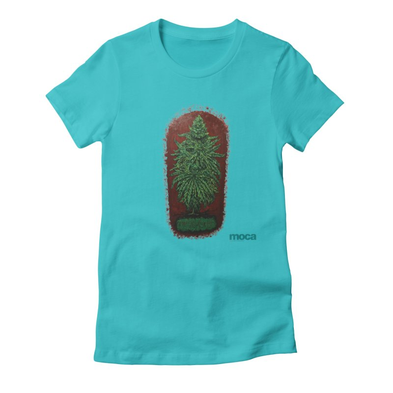 McCullough Women's Fitted T-Shirt by MOCA