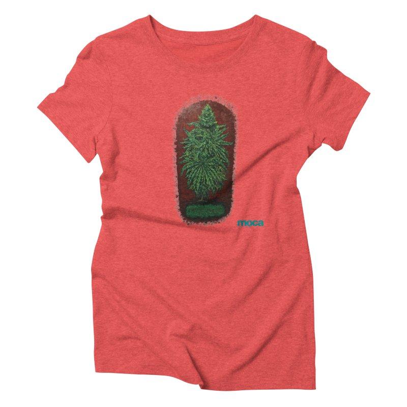 McCullough Women's Triblend T-Shirt by MOCAshop's Artist Shop
