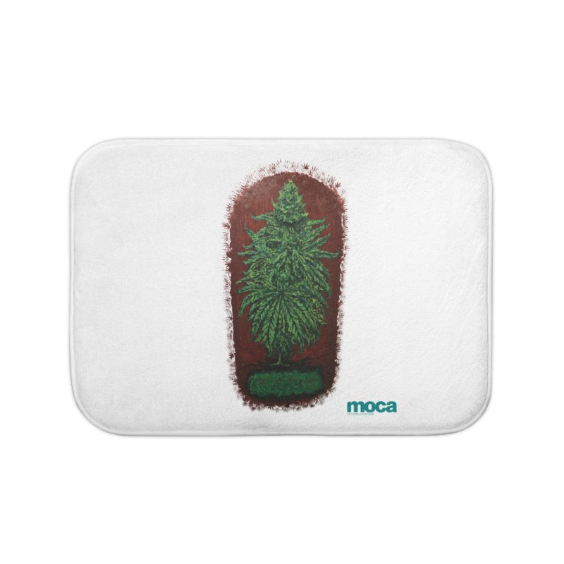 McCullough Home Bath Mat by MOCAshop's Artist Shop