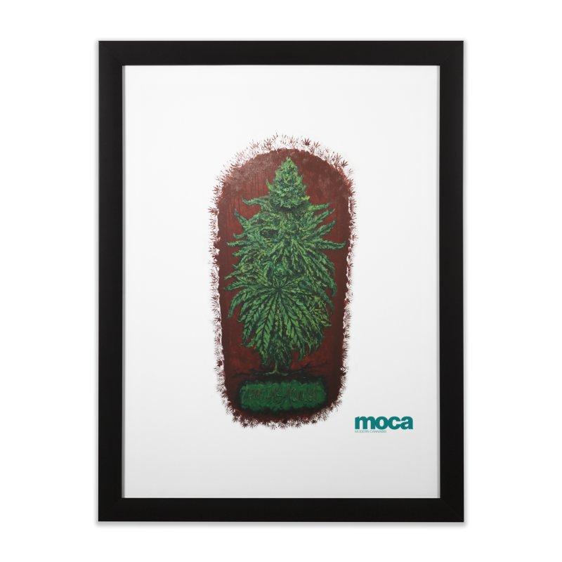 McCullough Home Framed Fine Art Print by MOCA