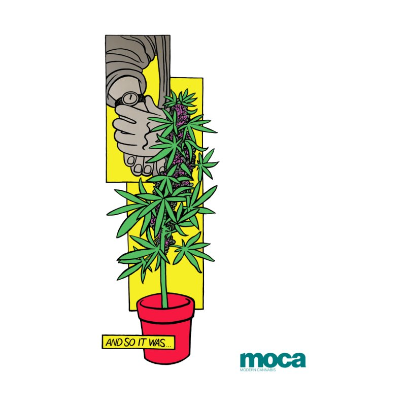 Mosher Show by MOCA