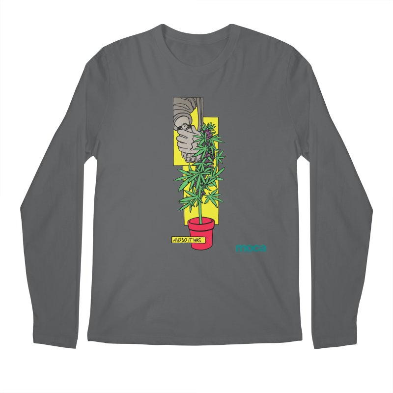 Mosher Show Men's Longsleeve T-Shirt by MOCA
