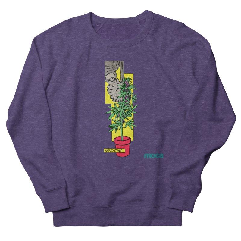 Mosher Show Men's Sweatshirt by MOCA