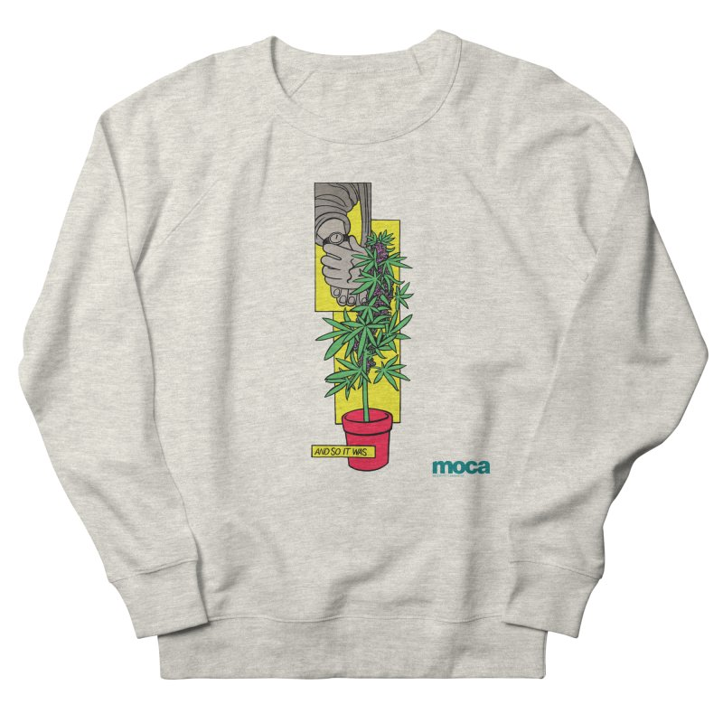 Mosher Show Men's Sweatshirt by MOCA