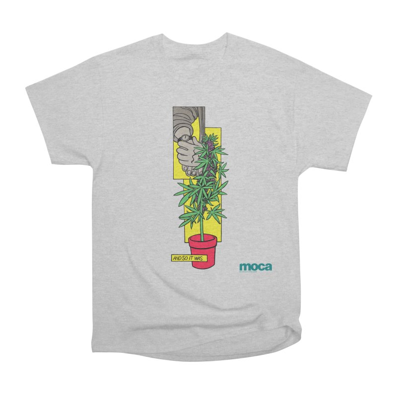 Mosher Show Men's T-Shirt by MOCA