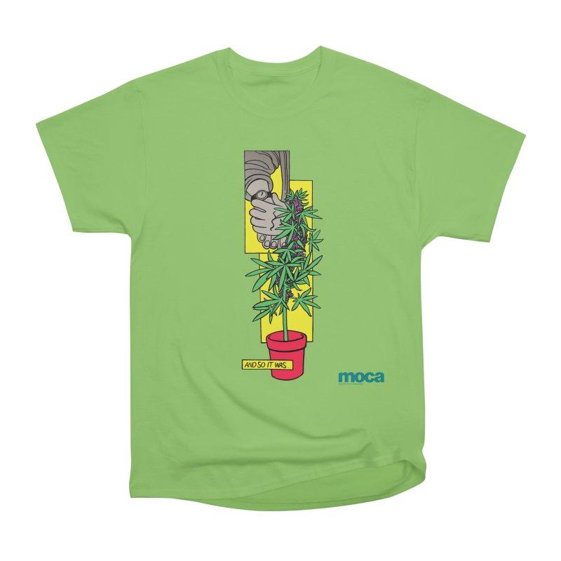 Mosher Show Women's Heavyweight Unisex T-Shirt by MOCAshop's Artist Shop